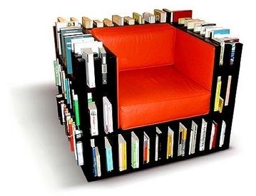 CoolBusinessIdeas.com | Convenient Reading Chair