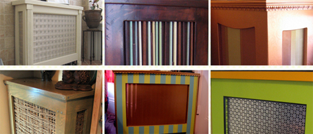 DECORATIVE RADIATOR GRILLES | VENT COVERS | DRAINAGE SCREENS