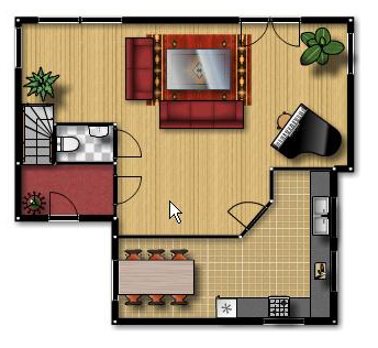Interactive Floorplans