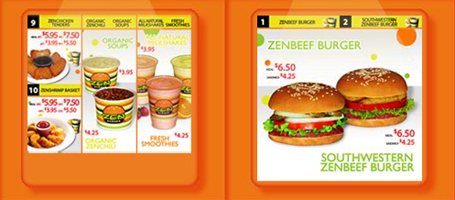 Springwise Zen Burger Aims To Revolutionize The Fast Food World With Natural Wholesome Vegetarian Foods That Have Look Feel Texture And Taste Of