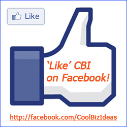 CoolBusinessIdeas.com Facebook Page