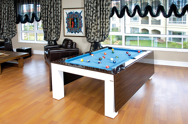 Billiard dining table for When did table 52 open
