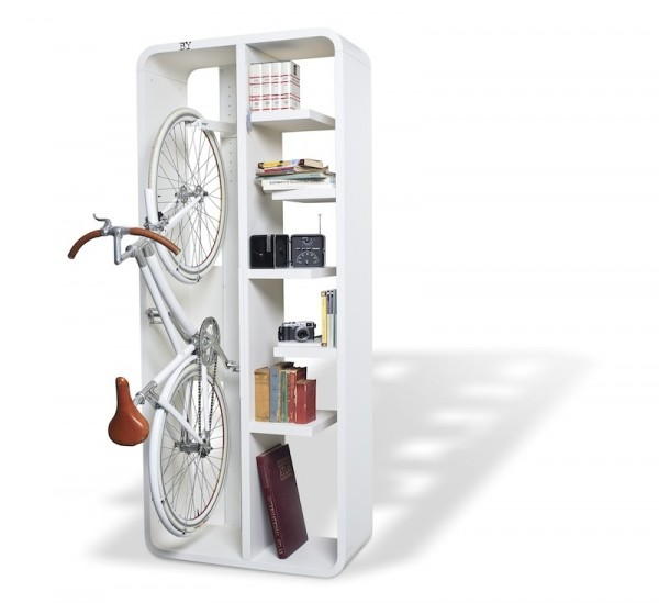 Biking Shelves