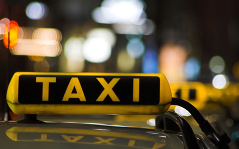 In-Taxi Digital Network