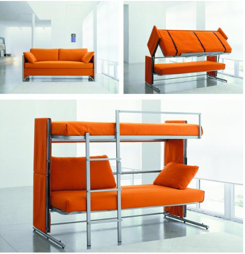 Transformer Bunk Bed Sofa