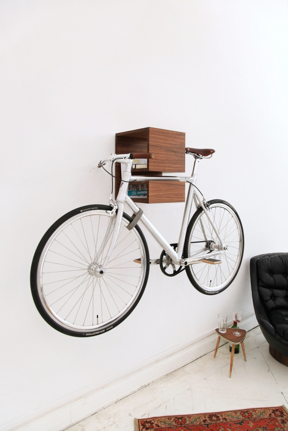 Elegant Bike Storage