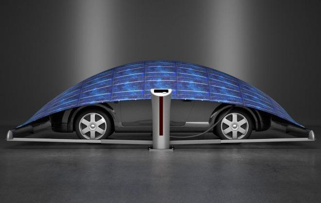 V-Tent Car Charging and Protection Unit 1 & CoolBusinessIdeas.com | V-Tent Car Charging and Protection Unit