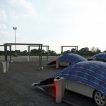 V-Tent Car Charging and Protection Unit