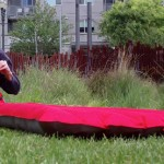 Windcatcher Inflatable Air Pad