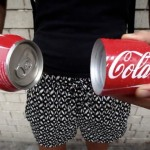 Cola Sharing Can