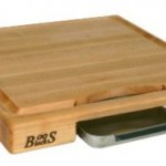 No-Mess Cutting Board