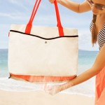 Sand Proof Beach Tote