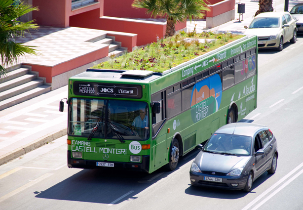 Urban Green Buses