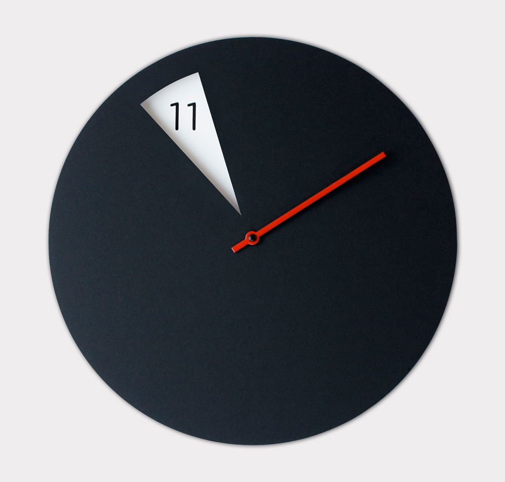 Stylist Clock