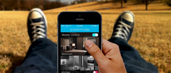 Control the lights from smartphone - Control lights with smartphone ...