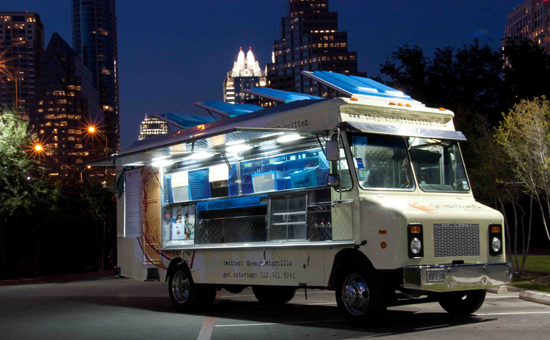 Four outdoor business ideas for for Cool food truck designs