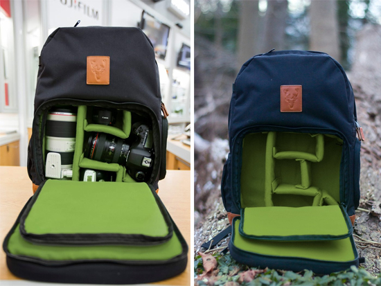 0b1668c3e9ec Brevite Camera Backpack has taken the classic backpack design and created  an ergonomic camera bag from it. The Brevite Camera Backpack not only looks  great