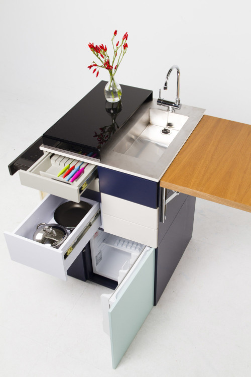 Compact Essential Kitchen
