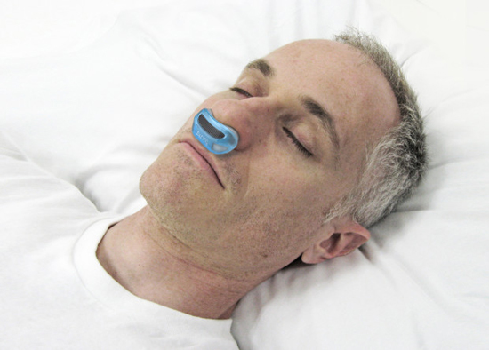 Teen sleep apnea nasal