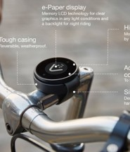 Beeline Handlebar GPS System with Sense of Direction