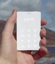 The Light Phone for Less Connectedness