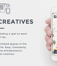App to Find Spaces and Work Hard Anywhere