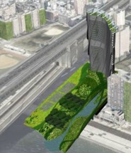 50 Story Tower For Tenants To Grow Food