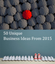 Free CBI Report - 50 Unique Business Ideas From 2015