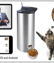 PetPal WiFi Automatic Feeder joins the Pet Tech Revolution