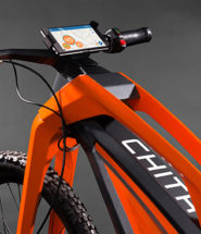 Chita Bionic Designed Smart Carbon E-Bike