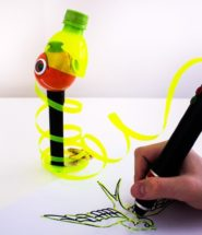Pen That Repurposes Old Plastic Goods