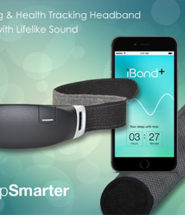 iBand+ EEG headband that helps you Sleep and Dream