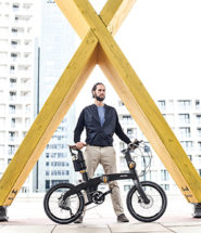 Purismo Foldable Carbon E-bike