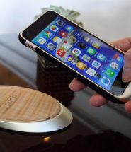 Ripple On-the-Go Wireless Phone Charger