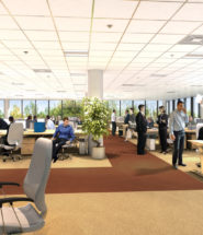 The Pros And Cons of An Open-plan Office