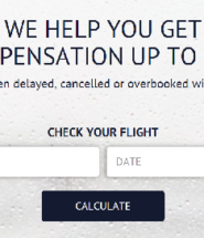 ClaimCompass Startup for Air Passengers on Delayed and Cancelled Flights