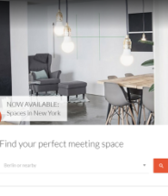 Spacebase - The Sharing Economy Hits The Meetings and Events Industry