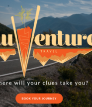 Cluventure Interactive Travel Game