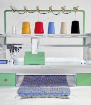 Digital Knitting Machine