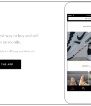 Curated Sneakers Resale Platform