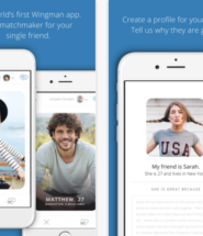Wingman Dating App - Play Matchmaker for Your Friends