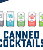 Cutwater Canned Vodka Sodas