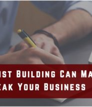 How List Building Can Make or Break Your Business