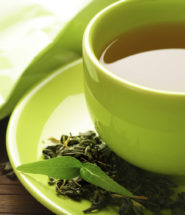 Green Tea Compounds to Power Devices