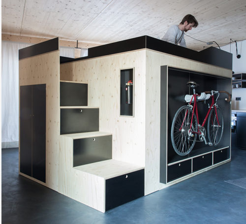 Coolbusinessideas Com Living In A Cube