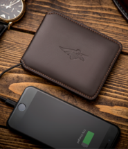 Volterman - World's Most Powerful Smart Wallet, Ever