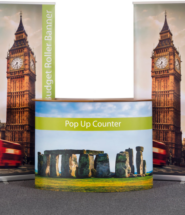 Pop Up Banners: Why Bigger is Better