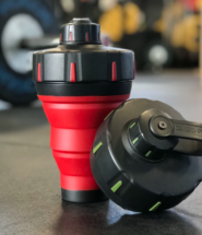 GoPUCC Collapsible Canteen and Shaker Bottle