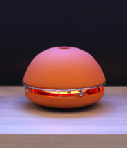 Egloo Personal Fireplace Powered By Candles