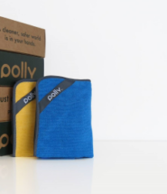 Patented Cleaning PollyCloth without Chemicals